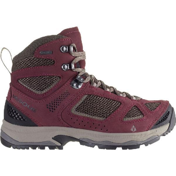 (取寄)バスク レディース ブリーズ 3 GTX ハイキング ブーツ Vasque Women Breeze III GTX Hiking Boot Red/Brown Olive