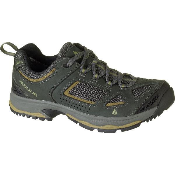 (取寄)バスク メンズ ブリーズ 3 ロウ GTX  ハイキングシューズ Vasque Men's Breeze III Low GTX Hiking Shoe Magnet/Lizard
