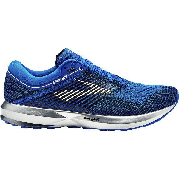 (取寄)ブルックス メンズ レビテイト ランニングシューズ Brooks Men's Levitate Running Shoe Blue/Silver/Black