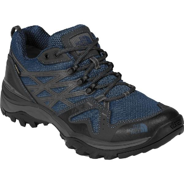(取寄)ノースフェイス メンズ ヘッジホッグ ファストパック Gtx ハイキング シューズ ハイキングシューズ The North Face Men's Hedgehog Fastpack GTX Hiking Shoe Shady Blue/Dark Shadow Grey