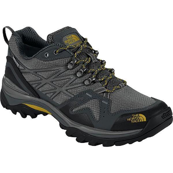 (取寄)ノースフェイス メンズ ヘッジホッグ ファストパック Gtx ハイキング シューズ ハイキングシューズ The North Face Men's Hedgehog Fastpack GTX Hiking Shoe Zinc Grey/Arrowwood Yellow