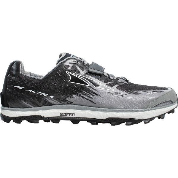 (取寄)アルトラ メンズ キング MT 1.5トレイル ランニングシューズ Altra Men's King MT 1.5 Trail Running Shoe Black