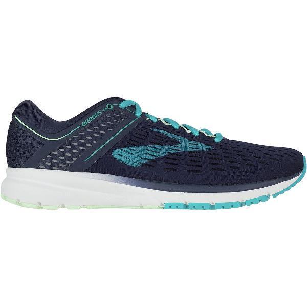 (取寄)ブルックス レディース ラヴェンナ 9 ランニングシューズ Brooks Women Ravenna 9 Running Shoe Navy-Blue-Green