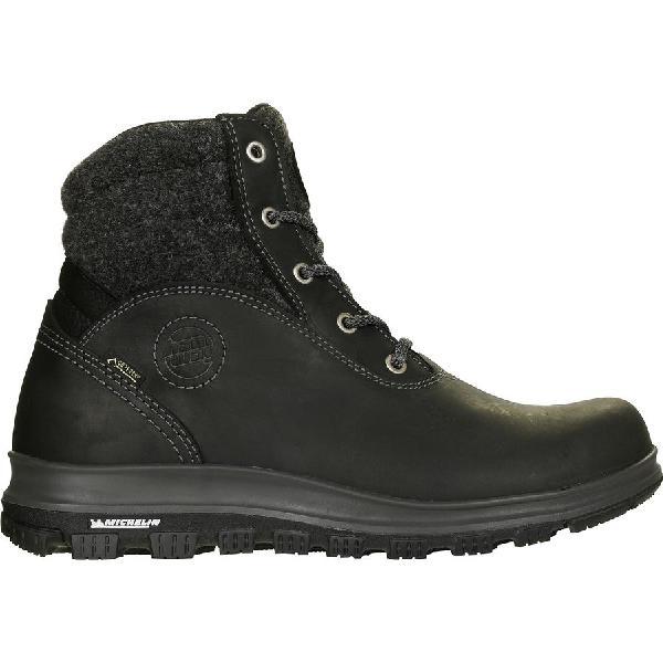 (取寄)ハンワグ レディース AoteaGtx ウィンター ブーツ Hanwag Women Aotea GTX Winter Boot Black