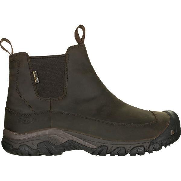 (取寄)キーン メンズ アンカレッジ 3 ブーツ KEEN Men's Anchorage III Boot Dark Earth/Mulch