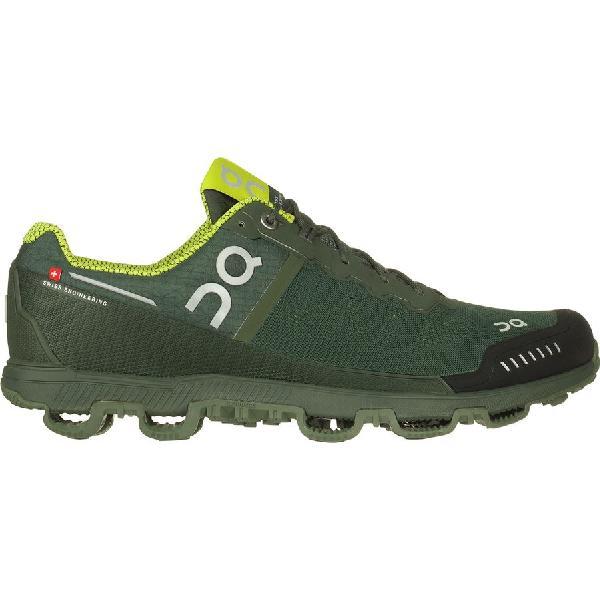 (取寄)オン フットウェアー メンズ Cloudventureトレイル ランニングシューズ On Footwear Men's Cloudventure Trail Running Shoe Forest/Sulphur