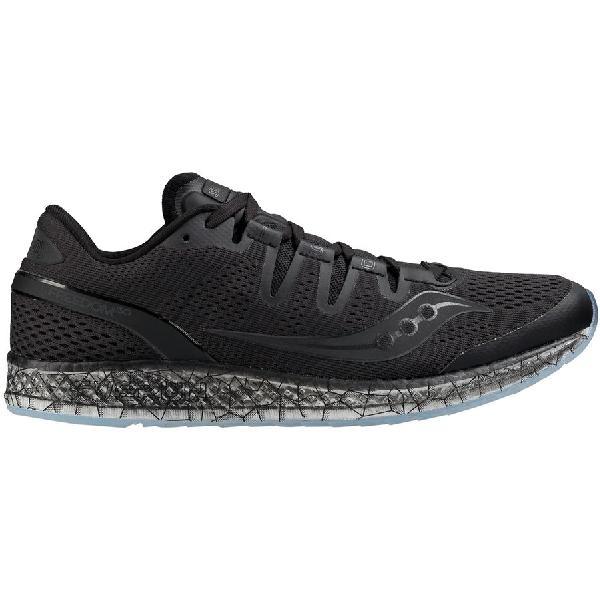 (取寄)サッカニー メンズ フリーダム アイエスオー ランニングシューズ Saucony Men's Freedom ISO Running Shoe Black