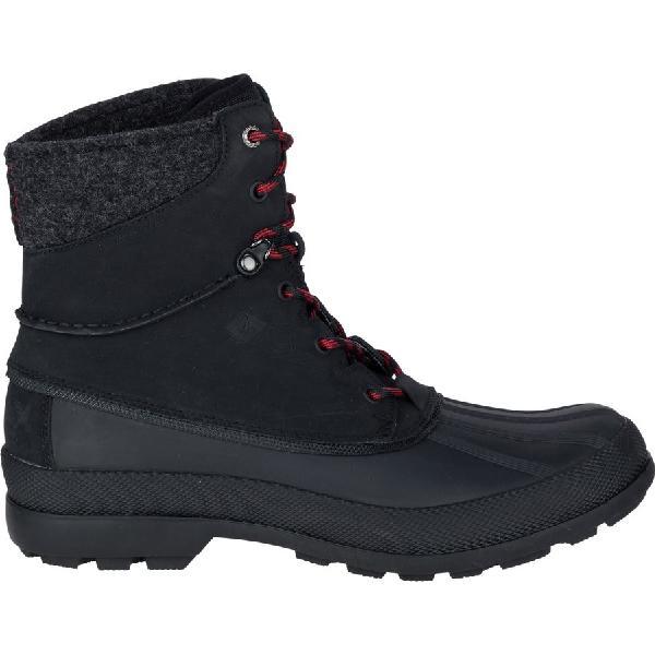 (取寄)スペリートップサイダー メンズ コールド ベイ アイス+ ブーツ Sperry Top-Sider Men's Cold Bay Ice+ Boot Black