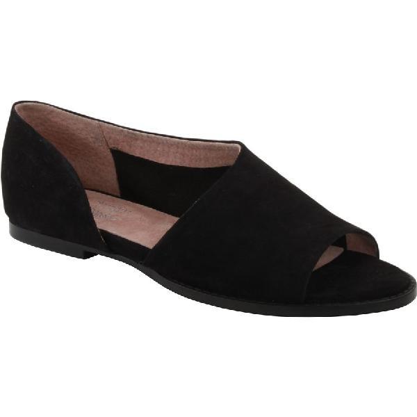 (取寄)セイシェルズ レディース フットウェアー パスポート シューズ Seychelles Women Footwear Passport Shoes Black Suede