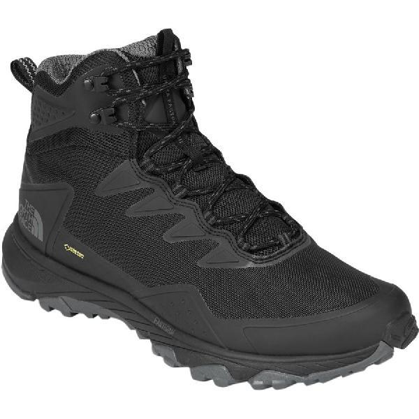 (取寄)ノースフェイス メンズ ウルトラ ファストパック 3 ミッド Gtx ハイキング ブーツ The North Face Men's Ultra Fastpack III Mid GTX Hiking Boot Tnf Black/Tnf Black