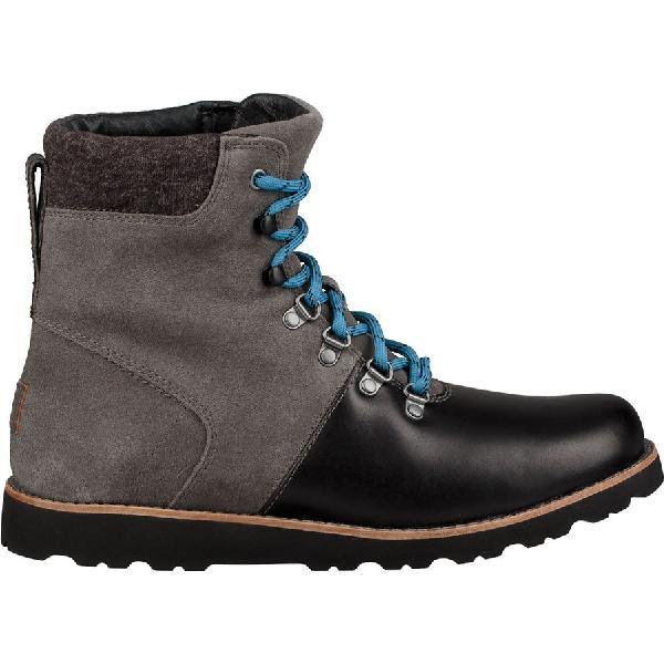 (取寄)アグ メンズ ハーフダン ブーツ UGG Men's Halfdan Boot Charcoal