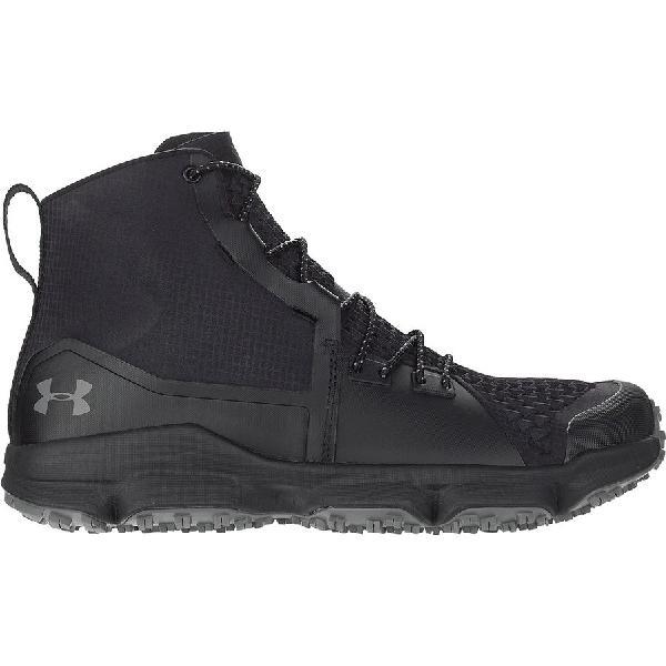 (取寄)アンダーアーマー メンズ スピードフィット 2.0 ハイキング ブーツ Under Armour Men's Speedfit 2.0 Hiking Boot Black/Graphite/Black