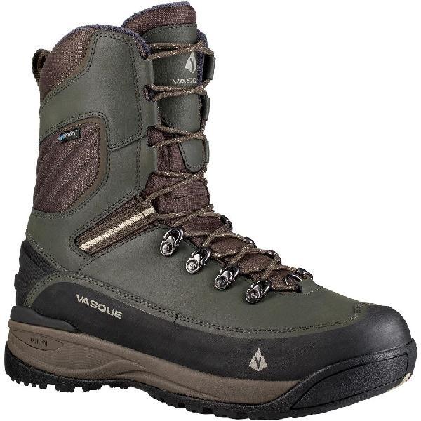 (取寄)バスク メンズ Snowburban 2 ウルトラドライ ウィンター ブーツ Vasque Men's Snowburban II UltraDry Winter Boot Brown Olive/Aluminum