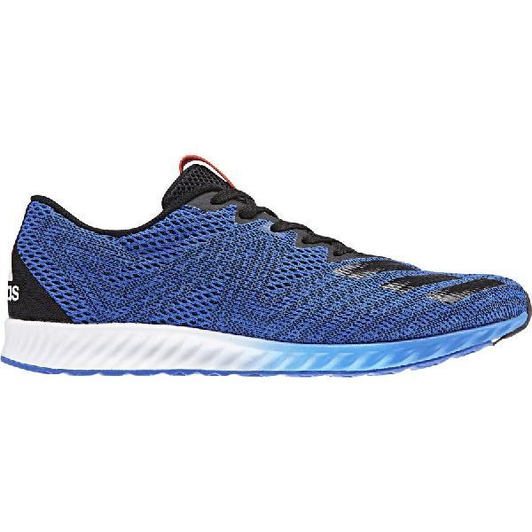 (取寄)アディダス メンズ エアロバウンス PR シューズ Adidas Men's Aerobounce PR Shoe Hi-res Blue/Core Black/Hi-res Red