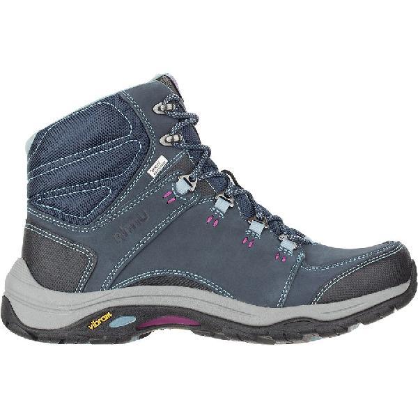 (取寄)アニュ レディース モンタラ 3 イーベント ハイキング ブーツ Ahnu Women Montara III eVent Hiking Boot Blue Spell