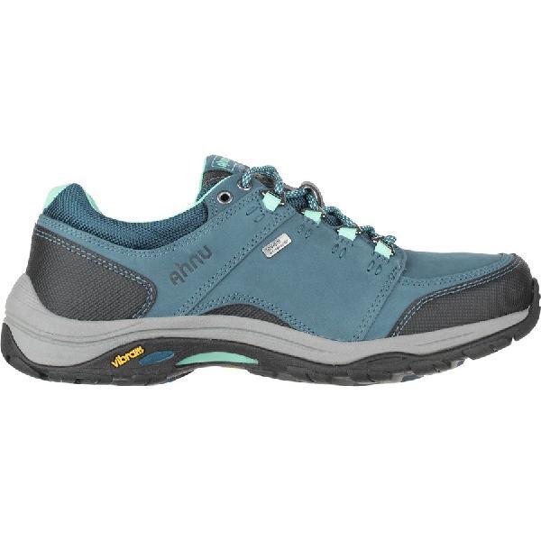 (取寄)アニュ レディース モンタラ 3 イーベント  ハイキングシューズ Ahnu Women Montara III eVent Hiking Shoe Legion Blue