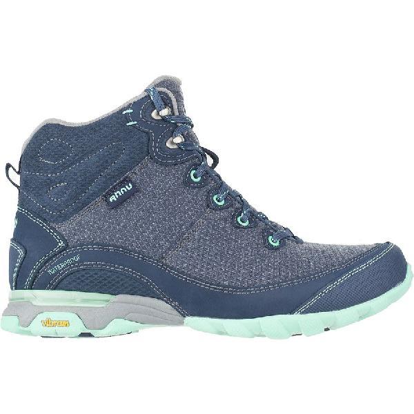 (取寄)アニュ レディース シュガーパイン 2 WP ハイキング ブーツ Ahnu Women Sugarpine II WP Hiking Boot Insignia Blue