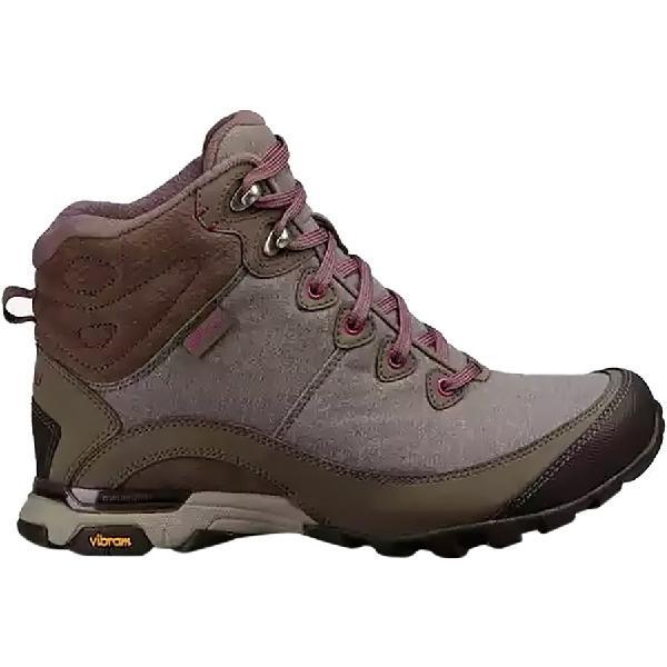 【クーポンで最大2000円OFF】(取寄)アニュ レディース シュガーパイン 2 WP ハイキング ブーツ Ahnu Women Sugarpine II WP Hiking Boot Walnut