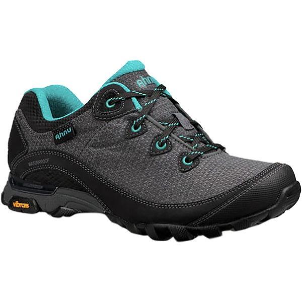 (取寄)アニュ レディース シュガーパイン 2 WP ハイキングシューズ Ahnu Women Sugarpine II WP Hiking Shoe Black