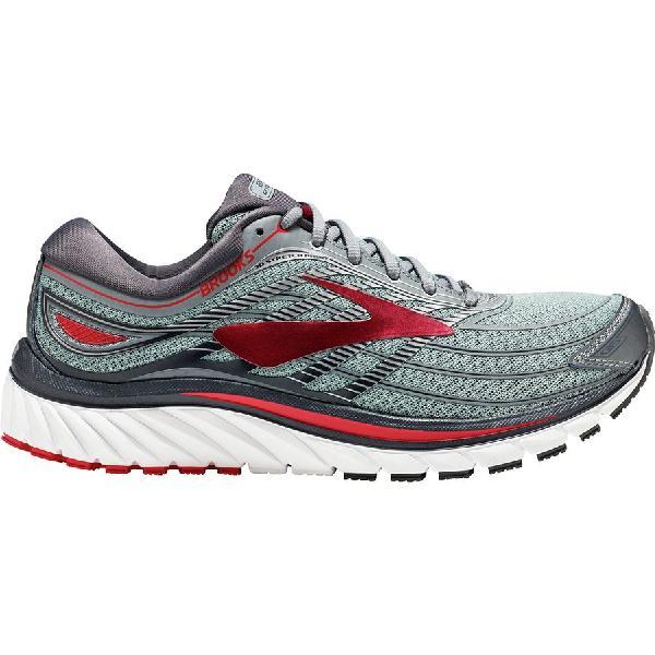 (取寄)ブルックス メンズ グリセリン 15 ランニングシューズ Brooks Men's Glycerin 15 Running Shoe Ebony-Primer Grey-Toreador