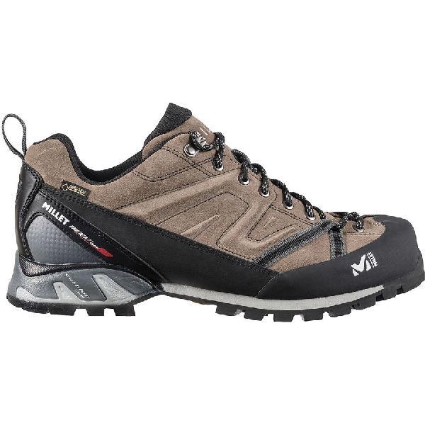 (取寄)ミレー メンズ トライデント ガイド Gtx アプローチ シューズ Millet Men's Trident Guide GTX Approach Shoe Brown/Black
