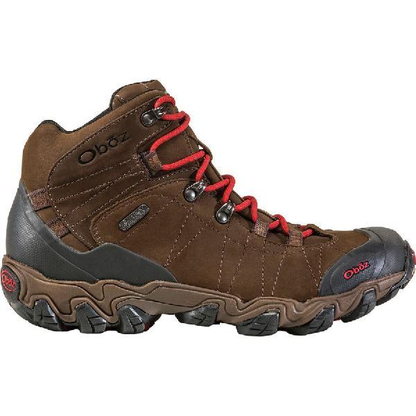 (取寄)オボズ メンズ ブリッガー ミッド B-Dry ハイキング ブーツ Oboz Men's Bridger Mid B-Dry Hiking Boot Scotch Brown