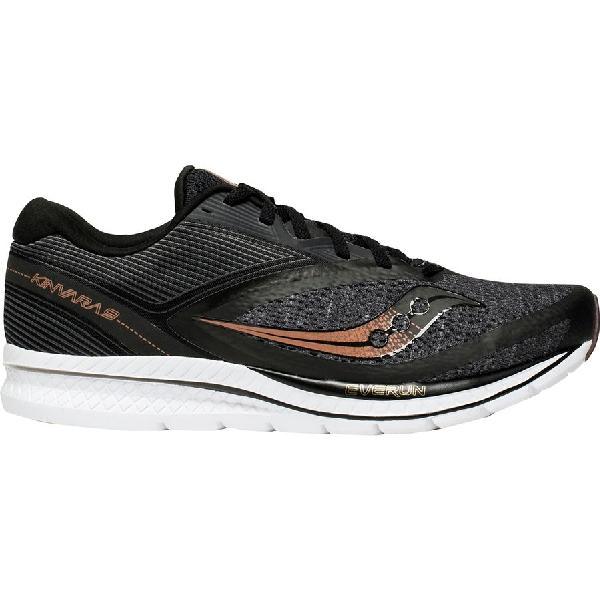(取寄)サッカニー メンズ キンバラ 9 ランニングシューズ Saucony Men's Kinvara 9 Running Shoe Black/Denim/Copper