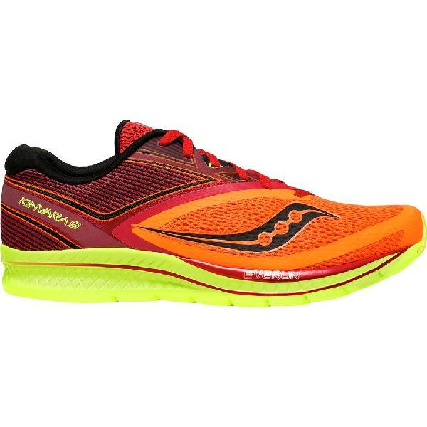 (取寄)サッカニー メンズ キンバラ 9 ランニングシューズ Saucony Men's Kinvara 9 Running Shoe Orange/Red/Black