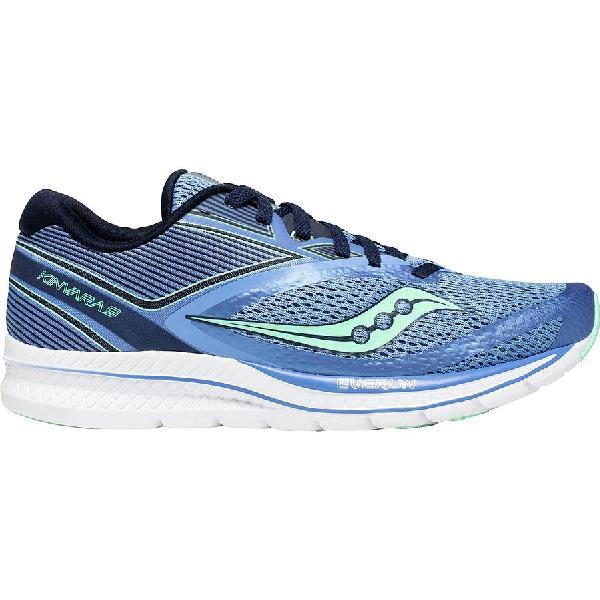 (取寄)サッカニー レディース キンバラ 9 ランニングシューズ Saucony Women Kinvara 9 Running Shoe Blue/Teal