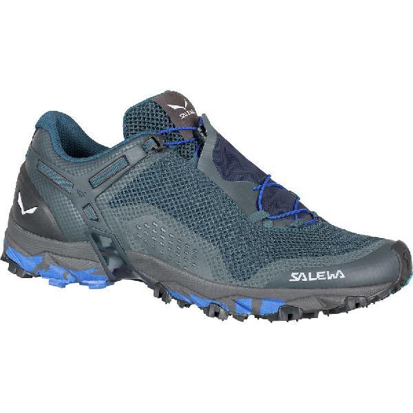 (取寄)サレワ メンズ ウルトラ トレイン 2 トレイル ランニングシューズ Salewa Men's Ultra Train 2 Trail Running Shoe Dark Denim/Royal Blue