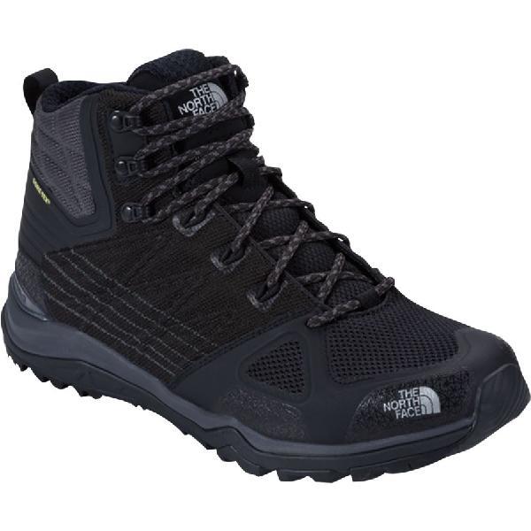 (取寄)ノースフェイス メンズ ウルトラ ファストパック 2 ミッド Gtx ハイキング ブーツ The North Face Men's Ultra Fastpack II Mid GTX Hiking Boot Tnf Black/Dark Shadow Grey