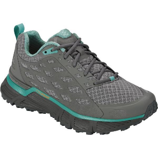 卸し売り購入 (取寄)ノースフェイス レディース エンデュラス トレイル Green ランニングシューズ The Women North Face Endurus Women Endurus Trail Running Shoe Moon Mist Grey/Agate Green, フジサキマチ:b8a81e3b --- rekishiwales.club