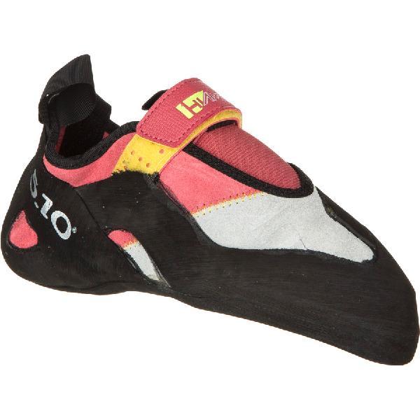 (取寄)ファイブテン レディース ハイアングル クライミング シューズ Five Ten Women Hiangle Climbing Shoe Pink/Yellow 【コンビニ受取対応商品】