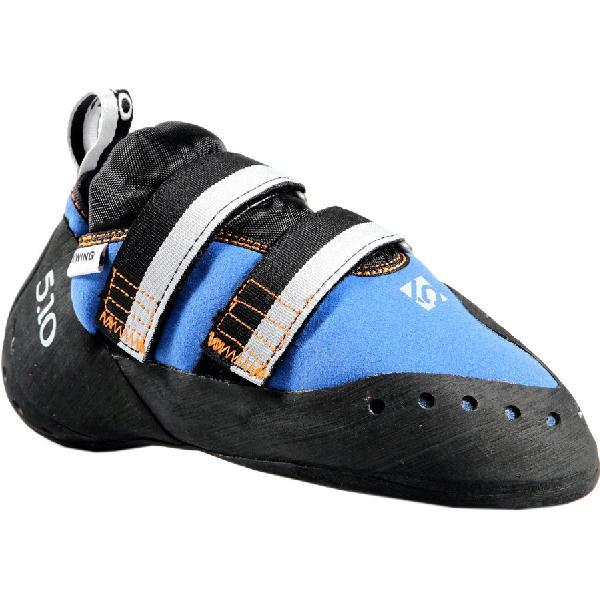 (取寄)ファイブテン メンズ ブラックウィング クライミング シューズ Five Ten Men's Blackwing Climbing Shoe Blue/Orange 【コンビニ受取対応商品】