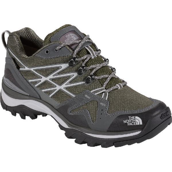 (取寄)ノースフェイス メンズ ヘッジホッグ ファストパック GTX ハイキングシューズ The North Face Men's Hedgehog Fastpack GTX Hiking Shoe New Taupe Green/Moon Mist Grey 【コンビニ受取対応商品】