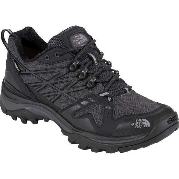 (取寄)ノースフェイス メンズ ヘッジホッグ ファストパック GTX ハイキングシューズ The North Face Men's Hedgehog Fastpack GTX Hiking Shoe Tnf Black/High Rise Grey 【コンビニ受取対応商品】