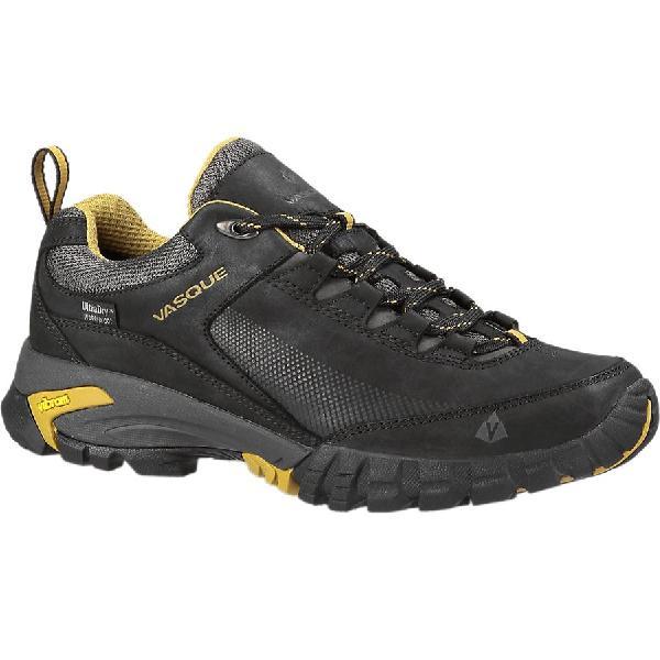 (取寄)バスク メンズ タラス トレック ロウ ウルトラドライ ハイキングシューズ Vasque Men's Talus Trek Low UltraDry Hiking Shoe Black/Dried Tobacco 【コンビニ受取対応商品】