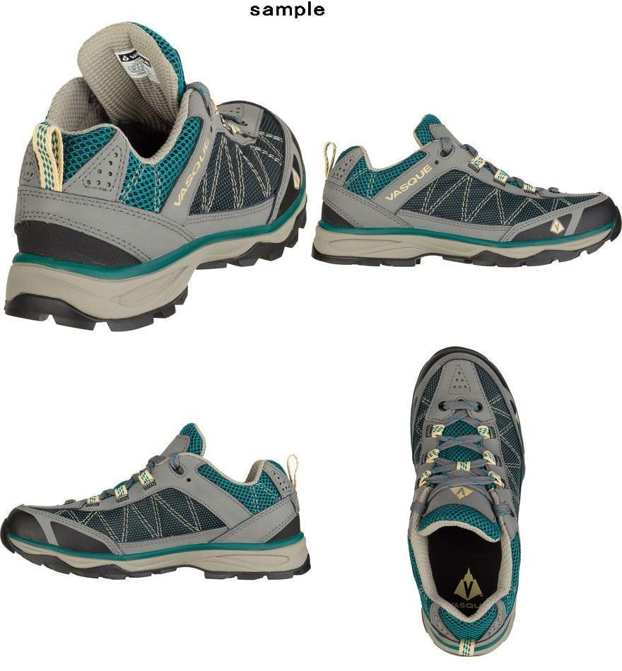 093e7b66e62 (order) basque Lady's monolith low hiking shoes Vasque Women Monolith Low  Hiking Shoe Magnet/Damson