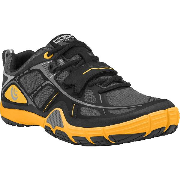 (取寄)トポアスレチック メンズ ヘルサ シューズ Topo Athletic Men's Halsa Shoe Charcoal/Mango 【コンビニ受取対応商品】