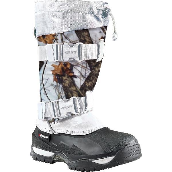 (取寄)バフィン メンズ インパクト スノー ブーツ Baffin Men's Impact Snow Boot Snow Camo 【コンビニ受取対応商品】