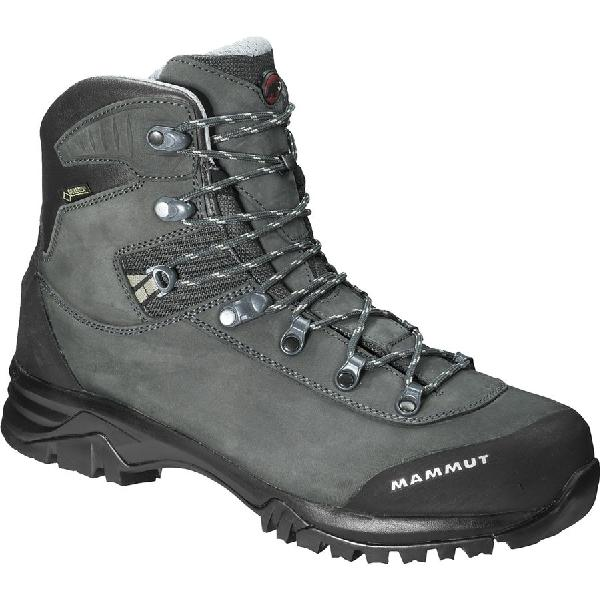 (取寄)マムート メンズ トロバット アドバンスド ハイ GTX ブーツ Mammut Men's Trovat Advanced High GTX Boot Bark/Grey 【コンビニ受取対応商品】