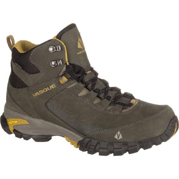 (取寄)バスク メンズ タラス トレック ウルトラドライ ハイキング ブーツ Vasque Men's Talus Trek UltraDry Hiking Boot Magnet/Dried Tobacco 【コンビニ受取対応商品】