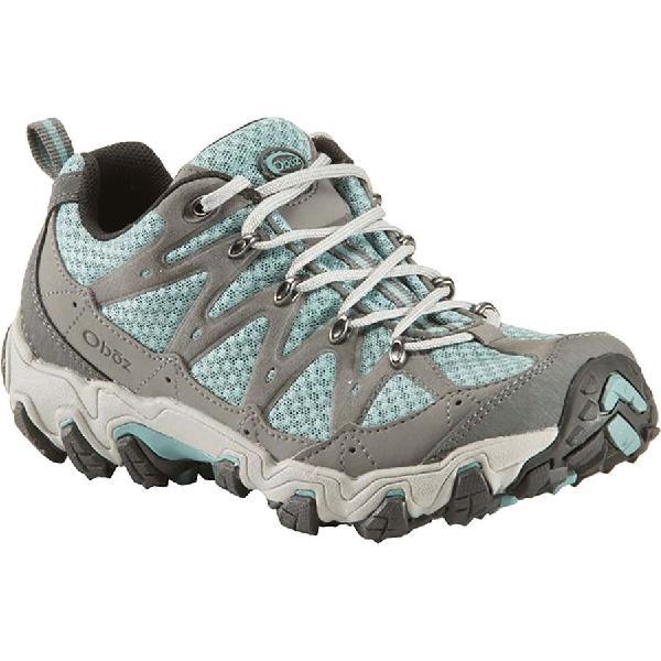 (取寄)オボズ レディース ルナ ハイキングシューズ Oboz Women Luna Hiking Shoe Mineral Blue 【コンビニ受取対応商品】