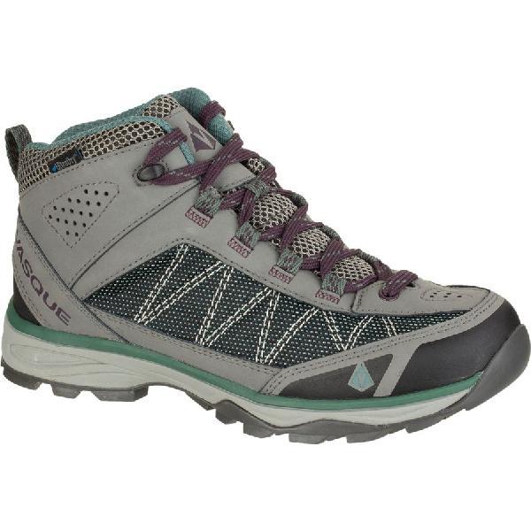 (取寄)バスク レディース モノリス ウルトラドライ ハイキング ブーツ Vasque Women Monolith UltraDry Hiking Boot Gargoyle/Silver Pine 【コンビニ受取対応商品】