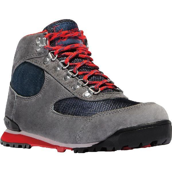 (取寄)ダナー レディース ジャグ ハイキング ブーツ Danner Women Jag Hiking Boot Steel Gray/Blue Wing 【コンビニ受取対応商品】