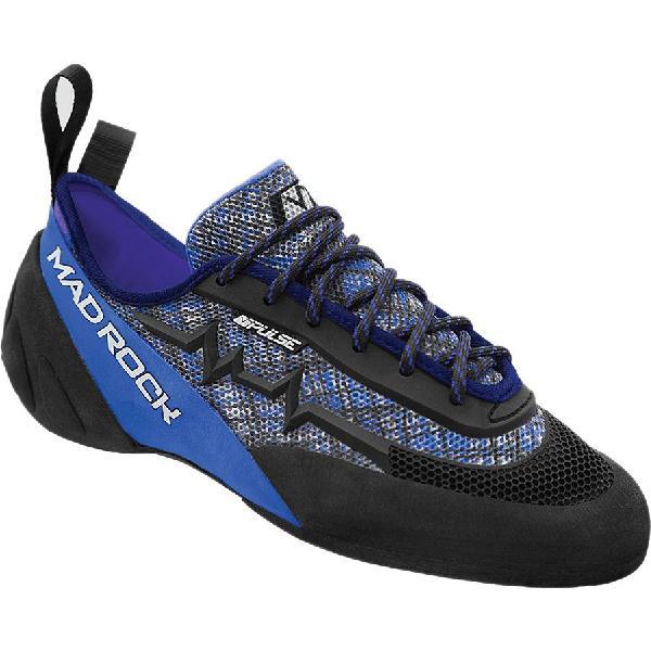 (取寄)マッドロック パルス ポジティブ クライミング シューズ Mad Rock Men's Pulse Postitive Climbing Shoe Blue/Black 【コンビニ受取対応商品】