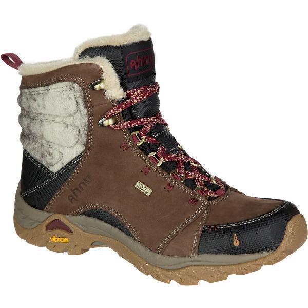 (取寄)アニュ レディース モンタラ リュクス インサレーテッド ブーツ Ahnu Women Montara Luxe Insulated Boot Corduroy 【コンビニ受取対応商品】