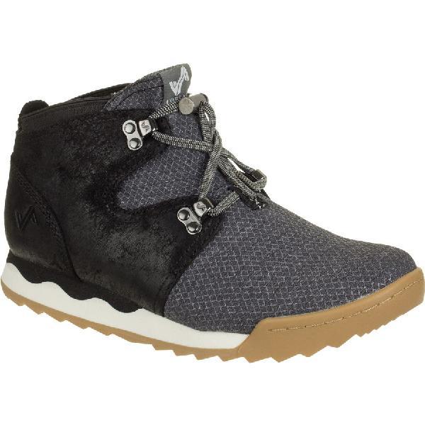 (取寄)Forsake レディース コンツアー ブーツ Forsake Women Contour Boot Black 【コンビニ受取対応商品】