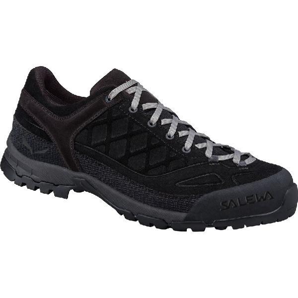 (取寄)サレワ メンズ トレックテイル ハイキング シューズ ハイキングシューズ Salewa Men's Trektail Hiking Shoe Black Out/Rusty Rock 【コンビニ受取対応商品】