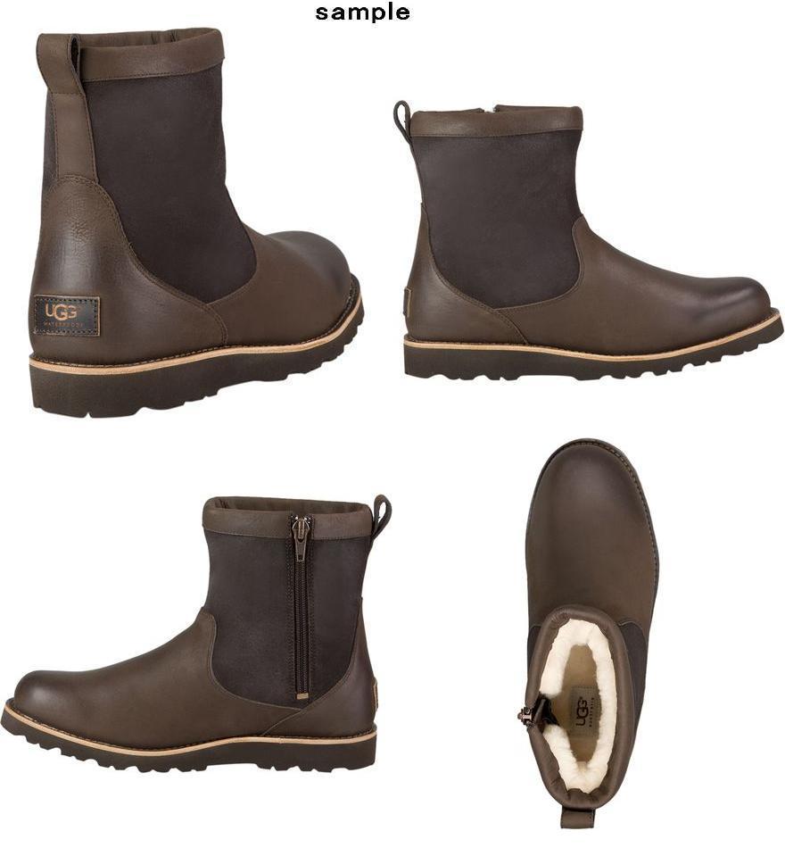 bab7dc9a435 (order) UGG アグメンズブーツヘンドレン TL Men's Hendren TL Boot Stout